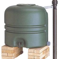雨水利用タンク(110L)環境にやさしく水道代節約・防災対策に