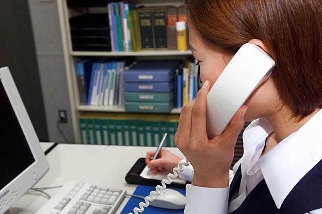 総会開催での専用電話回線・専用FAX回線の開設、専用サイトの開設