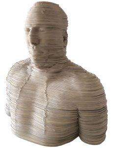 人体スライス